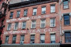 Nueva York vieja Fotos de archivo