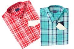 Nuevas camisas. Fotografía de archivo