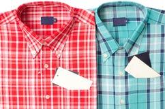 Nuevas camisas. Foto de archivo libre de regalías