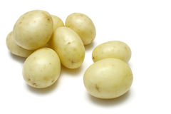 Nuevas patatas imágenes de archivo libres de regalías
