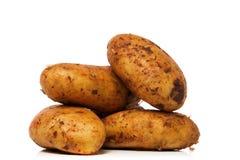 Nuevas patatas Fotografía de archivo libre de regalías