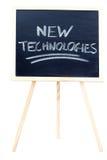 Nuevas tecnologías Foto de archivo libre de regalías
