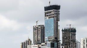 Nuevas torres Foto de archivo