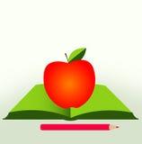 Nuevo año escolar Stock de ilustración