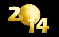 Nuevo año feliz del deporte Foto de archivo