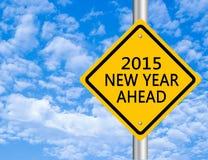 Nuevo año venidero Imagenes de archivo