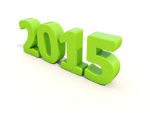 Nuevo 2015 años Fotos de archivo