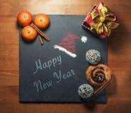 Nuevo 2017 años Fotografía de archivo