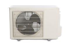 Nuevo acondicionador de aire foto de archivo