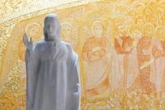 Nuevo altar de Fátima Imagenes de archivo