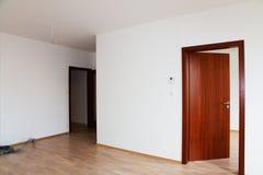 Nuevo apartamento Imagen de archivo libre de regalías