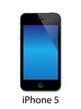 Nuevo Apple Iphone 5 Foto de archivo libre de regalías