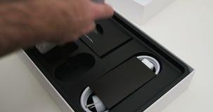 Nuevo Apple Unboxing MacBook Pro metrajes