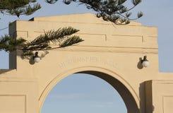 Nuevo arco de Napier Fotografía de archivo