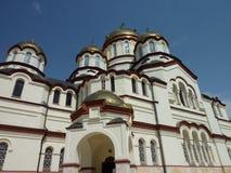 Nuevo Athos Abkhazia foto de archivo libre de regalías