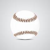 Nuevo béisbol del vector Imagen de archivo