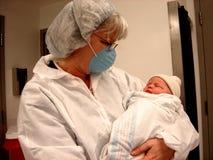 Nuevo bebé Imagen de archivo