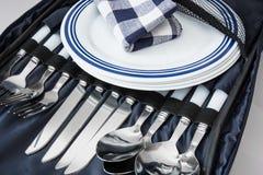Nuevo bolso al aire libre de la comida campestre Imagen de archivo