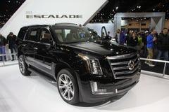 Nuevo Cadillac Escalade 2014 Imagen de archivo libre de regalías