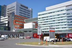 Nuevo centro de salud de la universidad de McGill Imagen de archivo