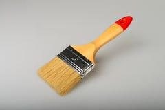 Nuevo cepillo de pintura Imagen de archivo libre de regalías