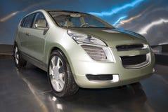 Nuevo coche Fotos de archivo libres de regalías