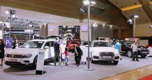 Nuevo coche de Audi Q5 y de Volkswagen Tiguan