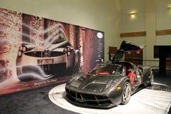 Nuevo coche italiano de los supersports Fotografía de archivo libre de regalías