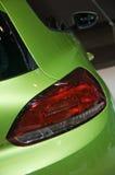 Nuevo coche - luz trasera Imagenes de archivo