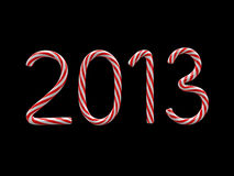 Nuevo concepto de 2013 años Imágenes de archivo libres de regalías