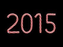 Nuevo concepto de 2015 años Imagen de archivo