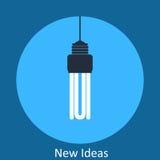 Nuevo concepto de las ideas Foto de archivo libre de regalías