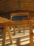Nuevo constructtion interior Fotografía de archivo