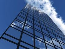Nuevo edificio 1 Foto de archivo libre de regalías
