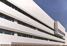 Nuevo edificio Fotos de archivo libres de regalías