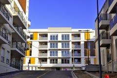 Nuevo edificio Imagen de archivo