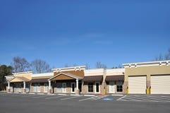 Nuevo edificio comercial Imagen de archivo