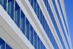 Nuevo edificio de oficinas Foto de archivo libre de regalías