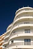 Nuevo edificio del centro turístico Imagen de archivo libre de regalías
