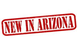 Nuevo en Arizona ilustración del vector