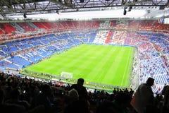nuevo estadio de Lyon Imagen de archivo