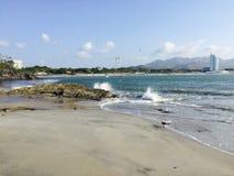 Nuevo Gorgona Seascape Fotografia Stock