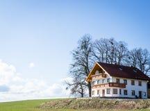 Nuevo hogar Fotografía de archivo libre de regalías