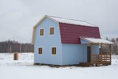 Nuevo hogar Fotografía de archivo