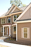 Nuevo hogar/cercano/detalles Imagen de archivo