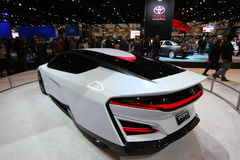 Nuevo Honda FCEV 2014 Imagen de archivo libre de regalías