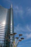 Nuevo horizonte Milán Foto de archivo libre de regalías