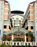 Nuevo hospital 2 Foto de archivo libre de regalías