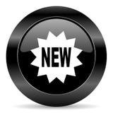 Nuevo icono Fotografía de archivo libre de regalías