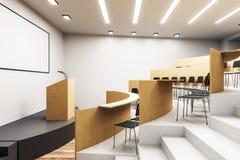 Nuevo interior del auditorio libre illustration